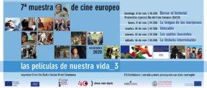 Cines Van Dyck VII Muestra de Cine Europeo Salamanca Noviembre 2020