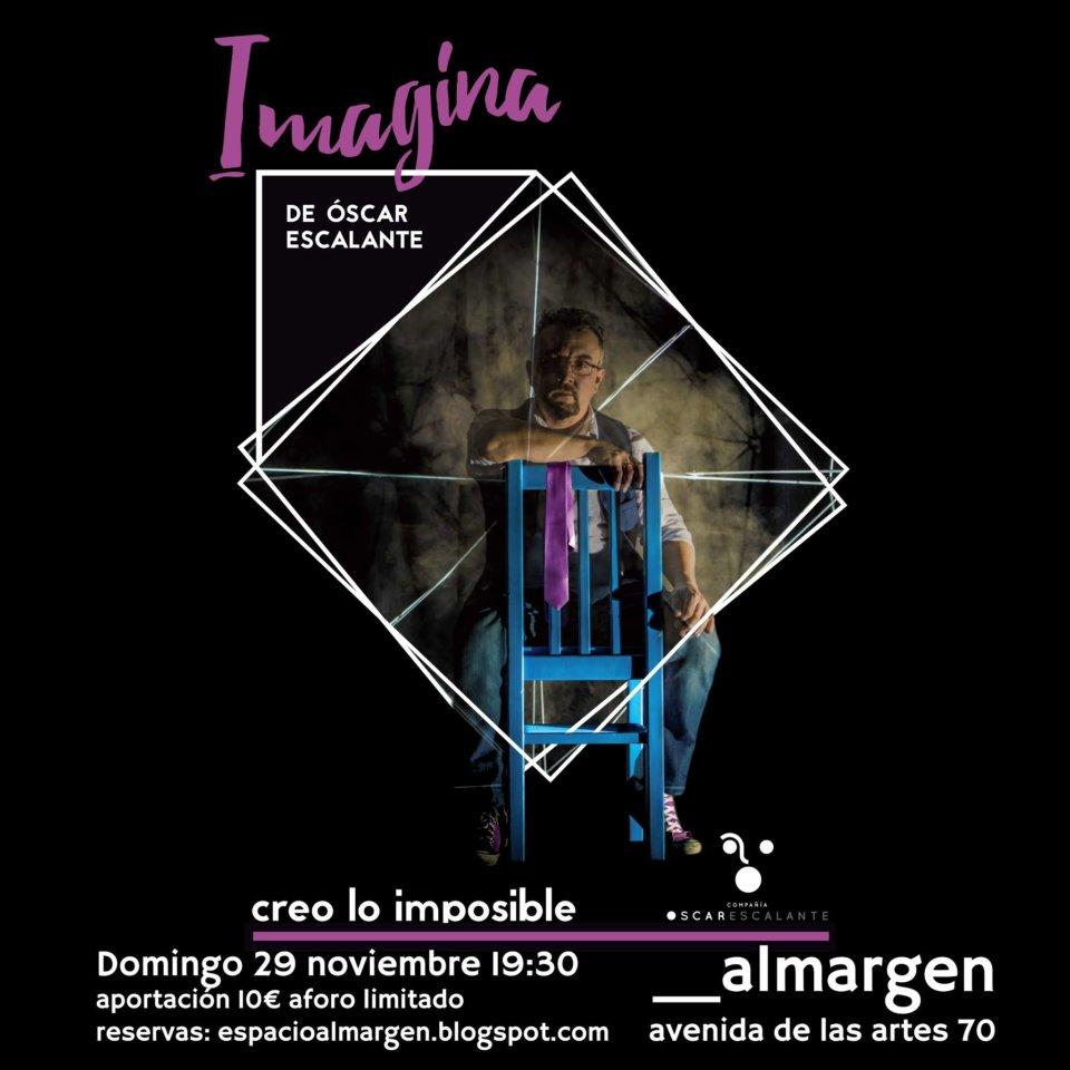 Espacio Almargen Imagina Salamanca Noviembre 2020