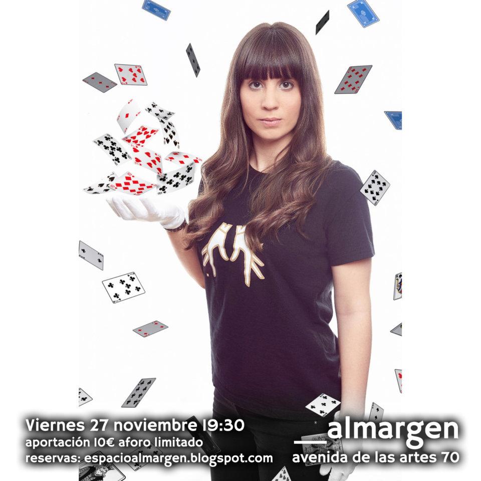 Espacio Almargen Martilda Salamanca Noviembre 2020
