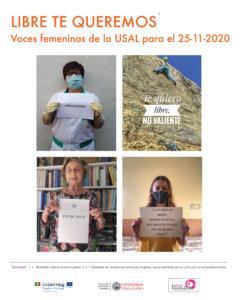 Hospedería Fonseca Libre te queremos Salamanca Noviembre diciembre 2020