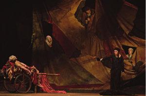 Teatro Liceo Divinas palabras Salamanca Diciembre 2020