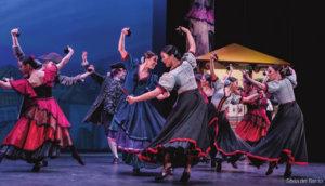 Teatro Liceo El sombrero de tres picos + Bolero Salamanca Diciembre 2020