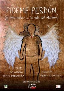 Teatro Liceo Pídeme perdón Salamanca Noviembre 2020