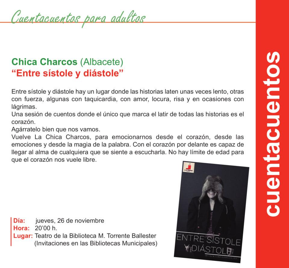Torrente Ballester Chica Charcos Salamanca Noviembre 2020