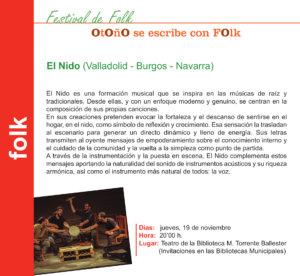 Torrente Ballester El Nido Salamanca Noviembre 2020