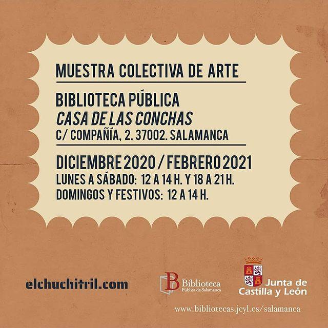 Casa de las Conchas El Cuchitril Salamanca 2020 - 2021