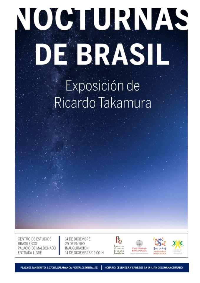 Centro de Estudios Brasileños Ricardo Takamura Salamanca 2020 - 2021