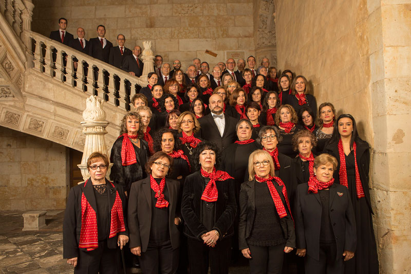 Centro de las Artes Escénicas y de la Música CAEM Navidad Polifónica Salamanca Diciembre 2020