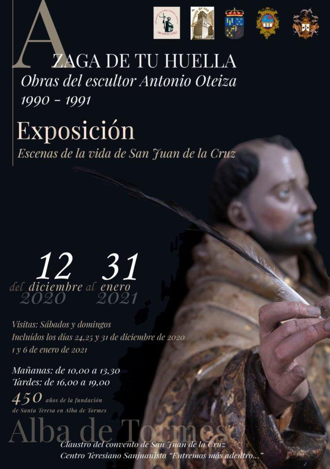 Convento de San Juan de la Cruz A zaga de de tu huella Alba de Tormes 2020 - 2021