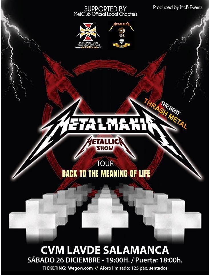 Cum Laude Metalmania Salamanca Diciembre 2020