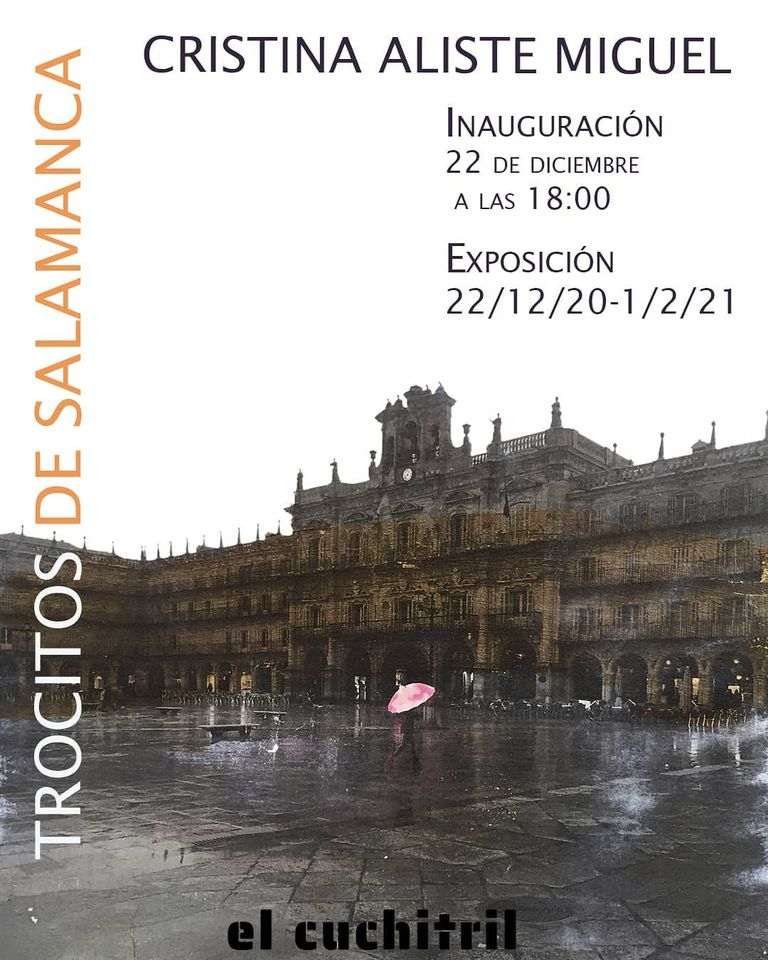 El Cuchitril Cristina Aliste Miguel Salamanca 2020 - 2021
