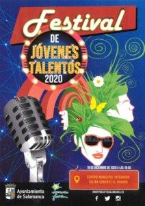 Julián Sánchez El Charro Festival de Jóvenes Talentos Salamanca Diciembre 2020