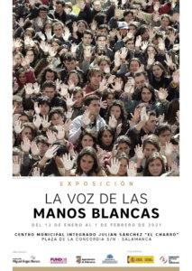 Julián Sánchez El Charro La voz de las manos blancas Salamanca Enero febrero 2021