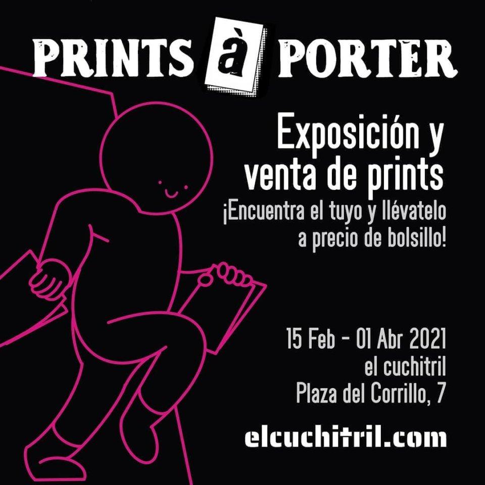 El Cuchitril Prints-á-Porter Salamanca 2021