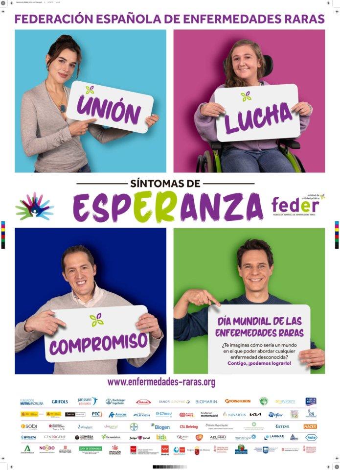 Puerta de Zamora Día Mundial de las Enfermedades Raras Salamanca Febrero 2021