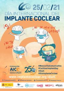Salamanca Día Internacional del Implante Coclear Febrero 2021