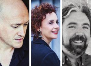 Teatro Liceo José Antonio López + Isabel Monar + Vicente David Martín Salamanca Marzo 2021