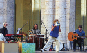 Teatro Liceo Teloncillo, en concierto Salamanca Marzo 2021