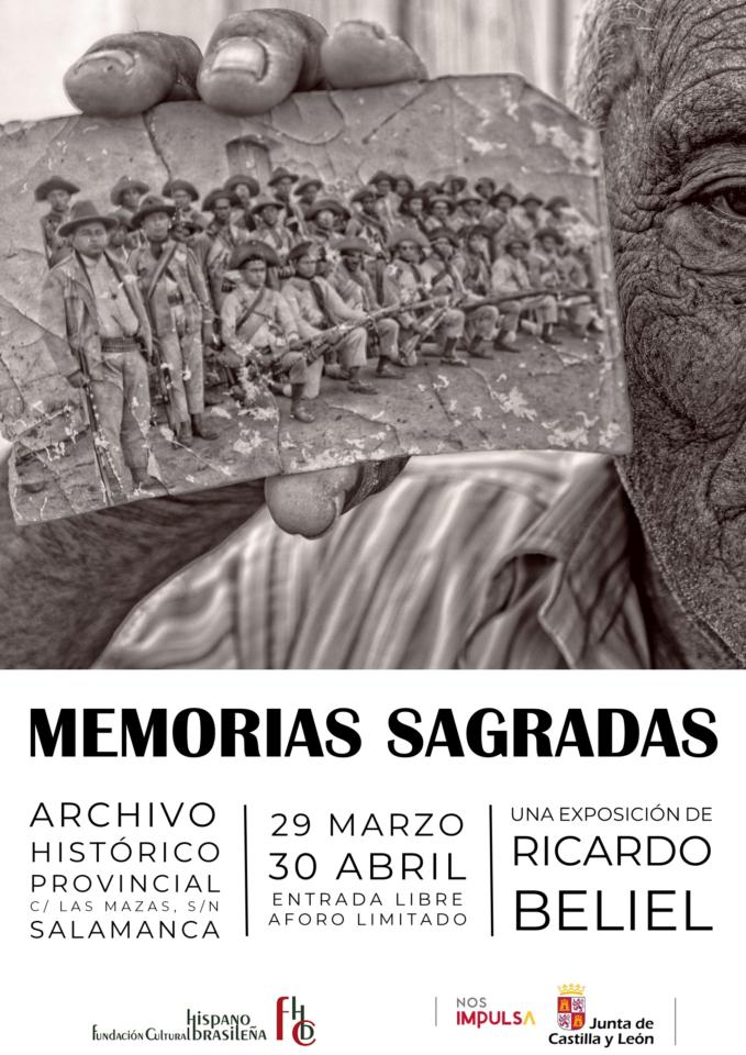 Archivo Histórico Provincial Ricardo Beliel Salamanca Marzo abril 2021