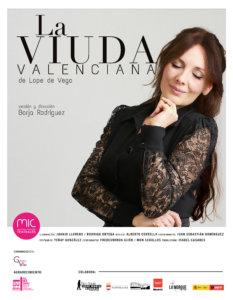 Teatro Cervantes La viuda valenciana Béjar Marzo 2021