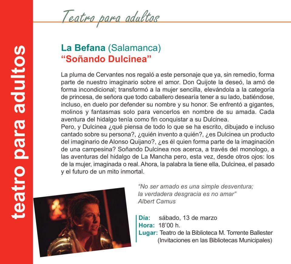 Torrente Ballester La Befana Salamanca Marzo 2021