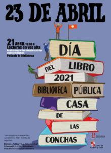 Casa de las Conchas Día Internacional del Libro Salamanca Abril 2021