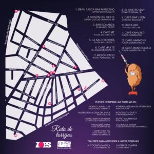 Salamanca VII Ruta de Torrijas por el Barrio del Oeste Marzo abril 2021