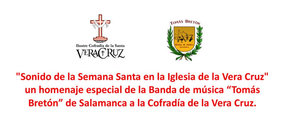 Sonido de la Semana Santa en la Iglesia de la Vera Cruz Salamanca y el resto del mundo Abril 2021