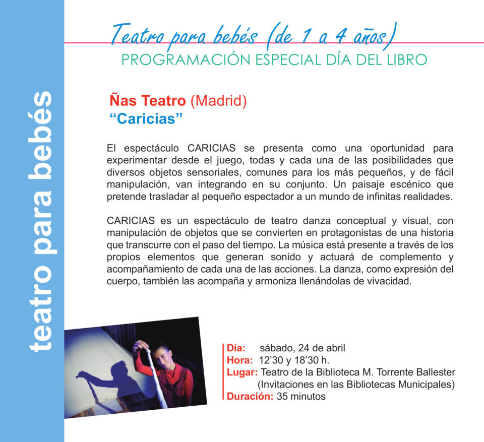 Torrente Ballester Ñas Teatro Salamanca Abril 2021