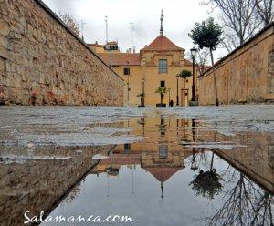 Capilla de la Vera Cruz, Salamanca