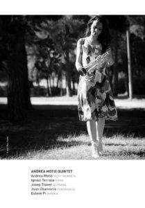 Andrea Motis Quintet