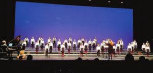 Centro de las Artes Escénicas y de la Música CAEM Coro Ciudad de Salamanca Junio 2021