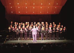 Centro de las Artes Escénicas y de la Música CAEM Coro Santa Cecilia Salamanca Junio 2021