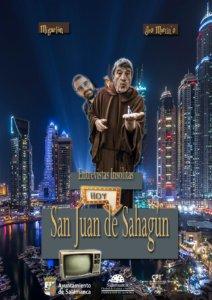 Patio Chico Compañía Jes Martin's y Miguelón Salamanca Junio 2021
