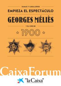 Plaza de Anaya Damas y caballeros, empieza el espectáculo. Georges Méliès y el cine de 1900 Salamanca Mayo junio 2021