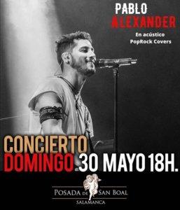 Posada de San Boal Pablo Alexander Salamanca Mayo 2021