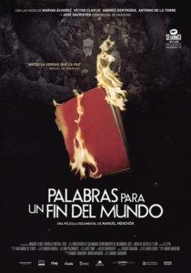 Teatro Liceo Palabras para un fin del mundo Salamanca Mayo 2021