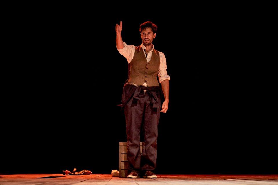 Teatro Liceo Una noche sin luna Salamanca Junio 2021