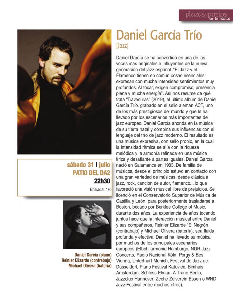 Domus Artium 2002 DA2 Daniel García Trío Salamanca Plazas y Patios 2021 Julio