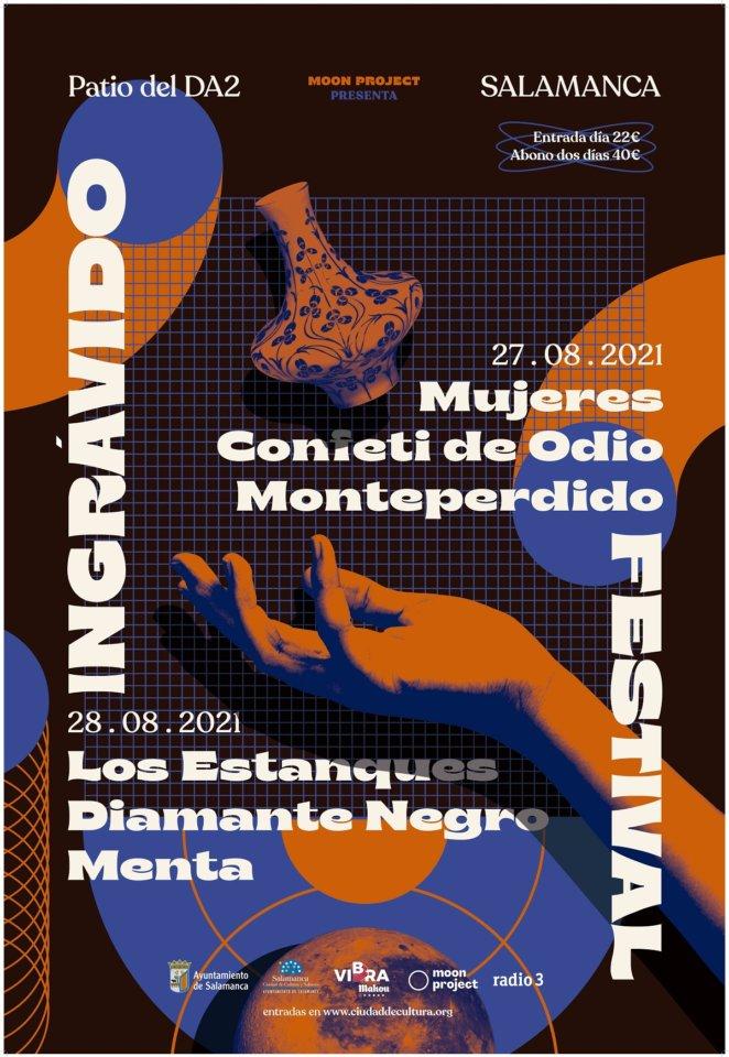 Domus Artium 2002 DA2 I Festival de Música Indie Ingrávido Salamanca Agosto 2021