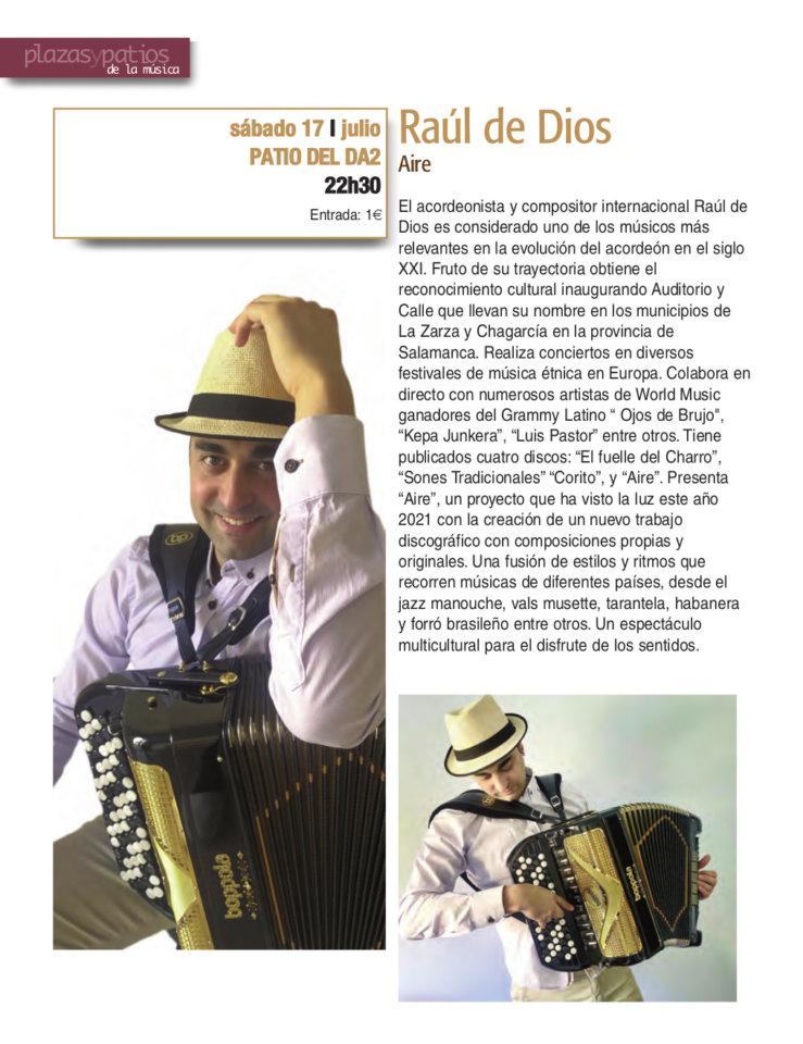 Domus Artium 2002 DA2 Raúl de Dios Salamanca Plazas y Patios 2021 Julio