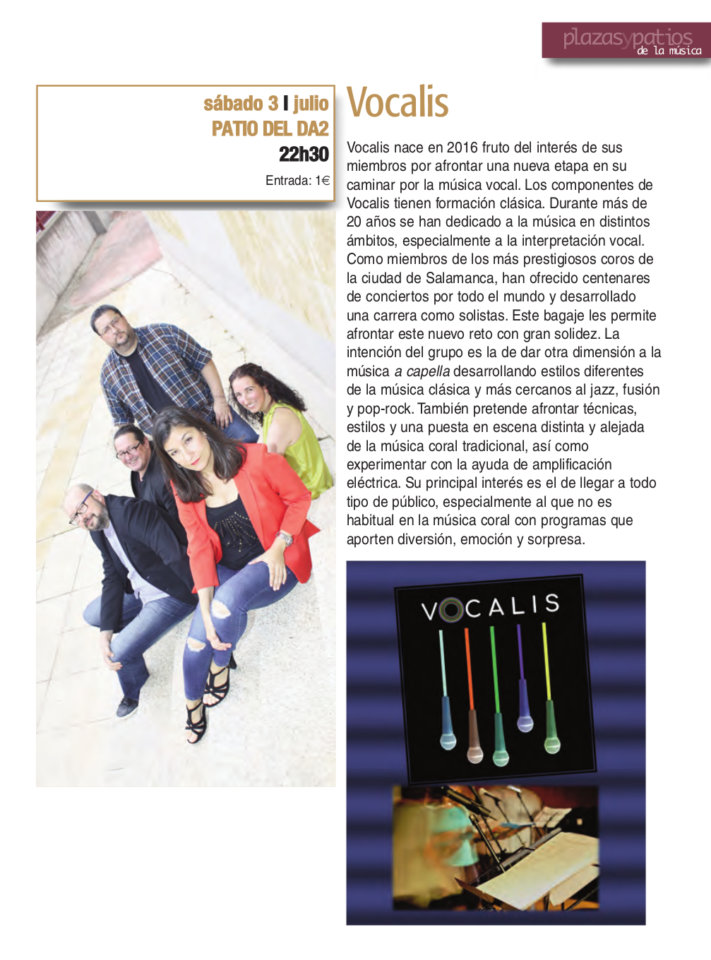 Domus Artium 2002 DA2 Vocalis Salamanca Plazas y Patios 2021 Julio