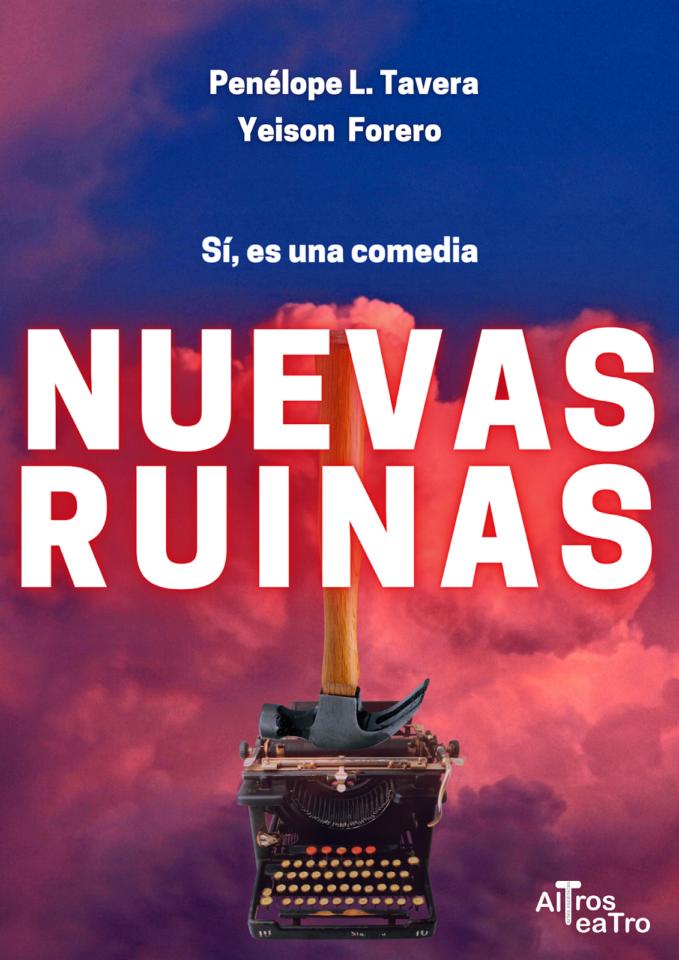 Espacio Almargen Nuevas ruinas Salamanca Junio 2021