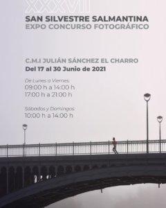 Julián Sánchez El Charro XXVII Concurso Fotográfico San Silvestre Salmantina Salamanca Junio 2021