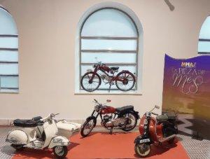 Museo de Historia de la Automoción de Salamanca MHAS Motocicletas españolas Junio 2021