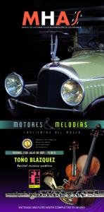 Museo de Historia de la Automoción de Salamanca MHAS Toño Blázquez Salamanca Julio 2021