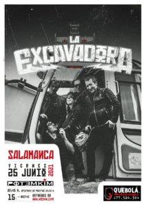 Potemkim La Excavadora Salamanca Junio 2021