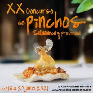 Salamanca XX Concurso de Pinchos Junio 2021