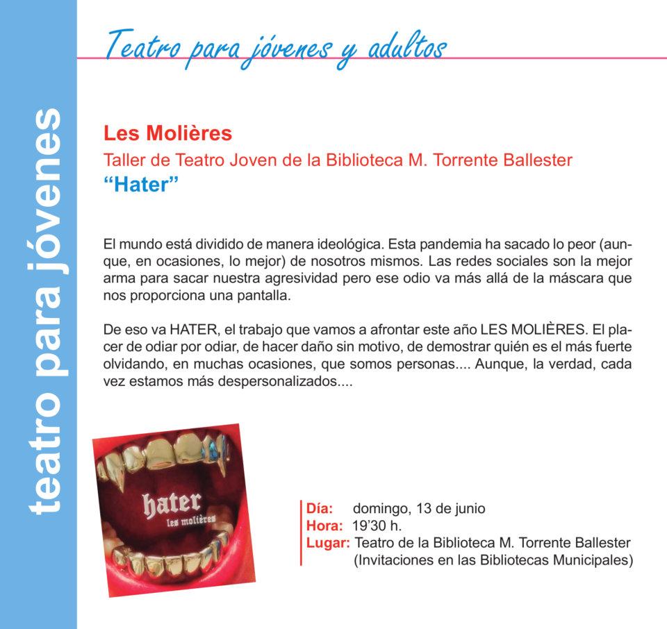 Torrente Ballester Les Molières Salamanca Junio 2021