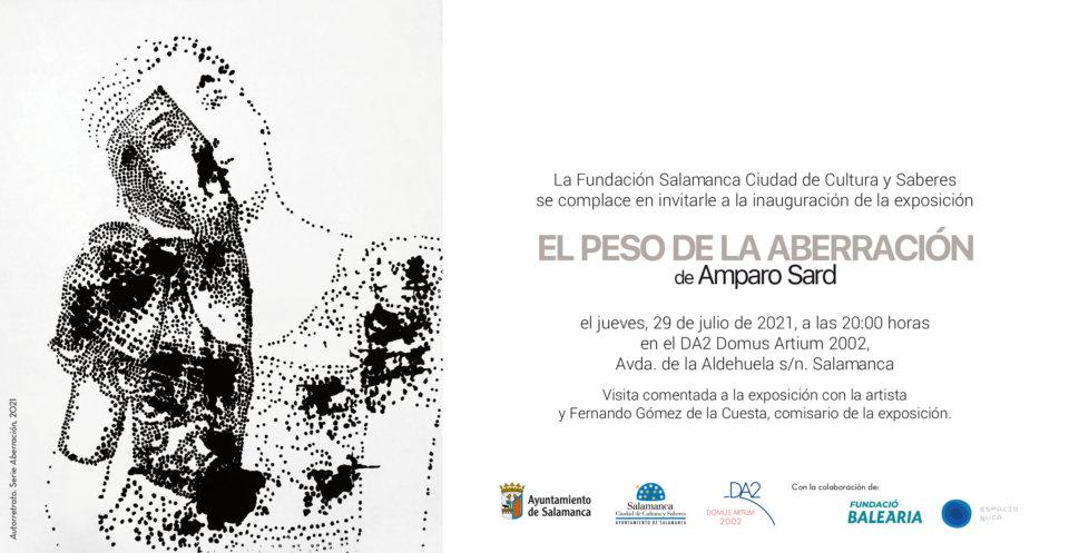 Domus Artium 2002 DA2 El peso de la aberración Salamanca 2021